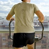 Get your heart beating fast to make the most of your elliptical workout.
