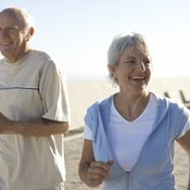 Walking is one of the easiest warm-up exercises for most seniors.
