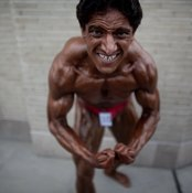 As a bodybuilder, your BMI may be high.