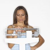 Following a healthy lifestyle can take the sting out of the scales