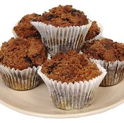 Bran muffins can be a good source of fiber.