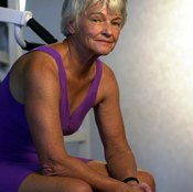Strong arms are important for elderly individuals.