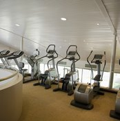 Use a variety of cardio machines to improve your fitness.