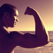 Exercise selection, number of reps and rest periods impact your biceps workout.