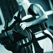 For toned buttocks and quadriceps, aim for 30 minutes a day on the stairmaster.