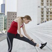 Warm up properly to avoid injuries.