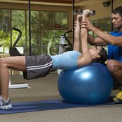 Keep motivation intact by working out with a partner.