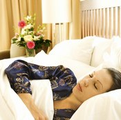 Sleeping too much can cause health problems.