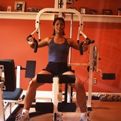 Performing a high number of repetitions can increase muscle strength and endurance.