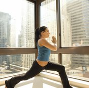Isometric exercises can be done anywhere, including your home.