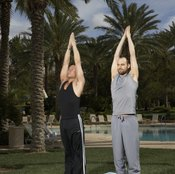Stretching is as important as strengthening for overall fitness.