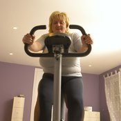 To fight obesity, many overweight adults are getting active.