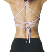 Isometric exercises help to strengthen your back.