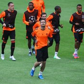 Elite players like Frank Lampard of Chelsea, England, need to have excellent stamina to compete at the top level.