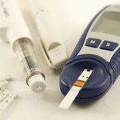 Diabetic blood level items