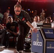 Pete Weber was inspired to hone and perfect his hook by age 15 by legendary power bowler Mark Roth.