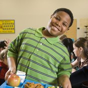 Healthy school lunches improve grades and well-being.