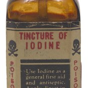 Tincture of iodine can treat a variety of ailments.