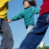Use non-competitive games to avoid hurt feelings that can result from competitive play.