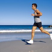 Endurance athletes have a lower resting heart rate.