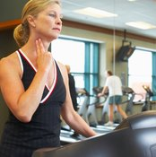 Short bursts at 90 to 100 percent of your maximum heart rate can help you get faster.