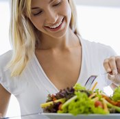 Maintaining a healthy diet is one of the first steps for losing stored fat.