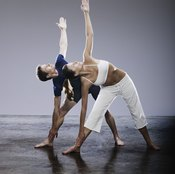 Bikram yoga utilizes heat to help burn calories and intensify the poses.