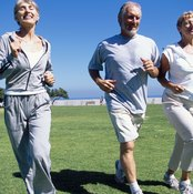 Jog to stay fit after 50.