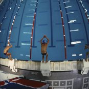 Height gives you an advantage in the pool.