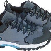 Proper running shoe fit helps eliminate burning during running.