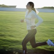 Running can help you lose body fat.