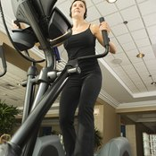 Elliptical machines can help you shed visceral belly fat.