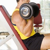 Rest, not cardio, between sets will help you build mass.