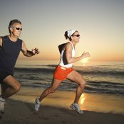 Drag yourself out of bed and lace up those running shoes.