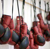 Boxing gloves and bag gloves have different purposes.
