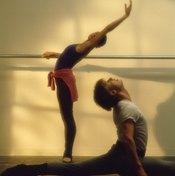 Many fitness centers offer ballet-inspired group exercise classes.