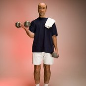 Even at age 55, you can build muscle.