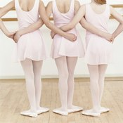 Inner thigh strength helps dancers maintain their turnout.