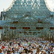 Road races ranging from 5Ks to marathons have increased in popularity over the past 20 years.