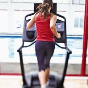 Using a treadmill can provide you with a vigorous cardio workout.