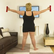 Overweight women can become physically fit over time.