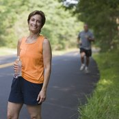 Diet and exercise are the best options to reducing waist size after 40.