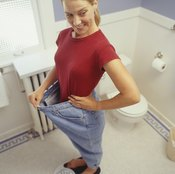 Losing 90 pounds can take about a year to complete.