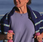 Morning exercise has physical and mental benefits for seniors.
