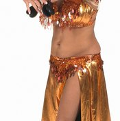 Belly dancing can burn more calories than moderate-intensity exercises.