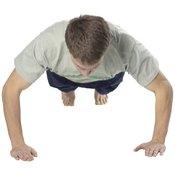 Proper form ensures pushups are effective.