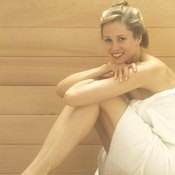 Saunas and steam rooms are both tools for relaxation.