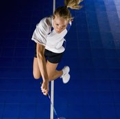Badminton is a sport that requires endurance and speed.