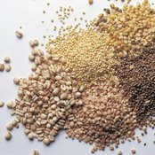 All types of whole grains except for flour are allowed on Dr. Gott's No Flour No Sugar Diet.