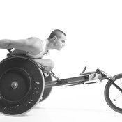 Wheelchair sports leagues offer an opportunity for disabled people to exercise.